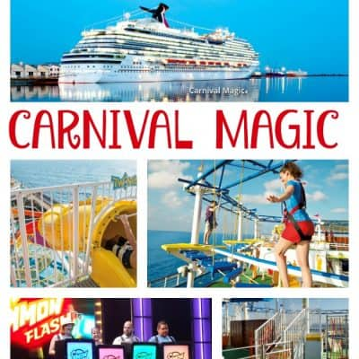 Western Carribbean Cruise on Carnival Magic #LetsGoCarnival