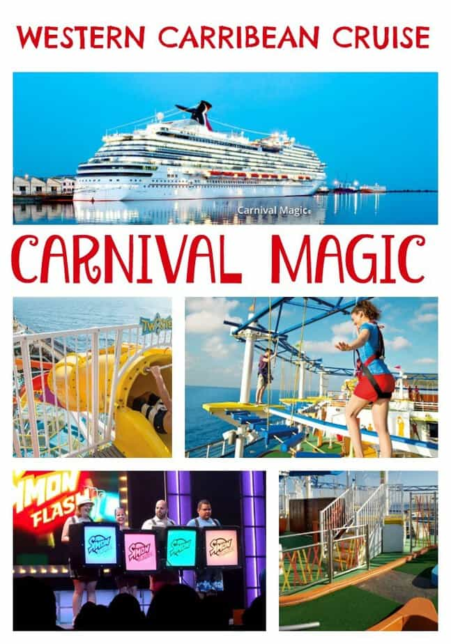 Western Carribbean Cruise on Carnival Magic- This Mama Loves Blog