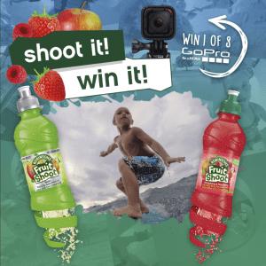 fruit shoot adventure contest