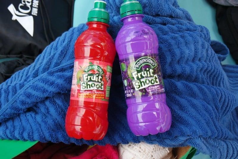 fruit shoot towel