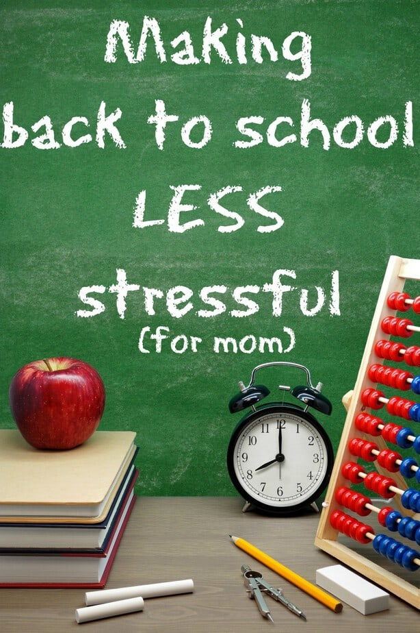 Making Back to School Less Stressful (This Mama Loves)
