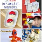 pokemon craft collage