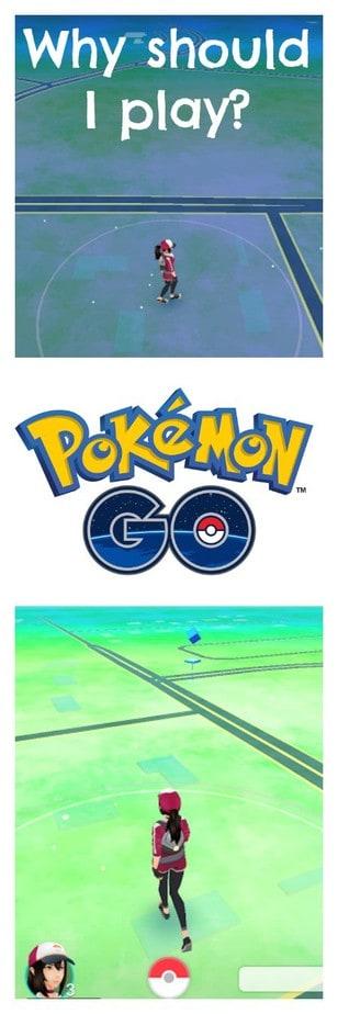 how to play pokemon go on ppc