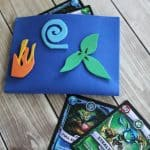 Skylanders Craft: Skylanders Battlecast Card Holder- This Mama Loves