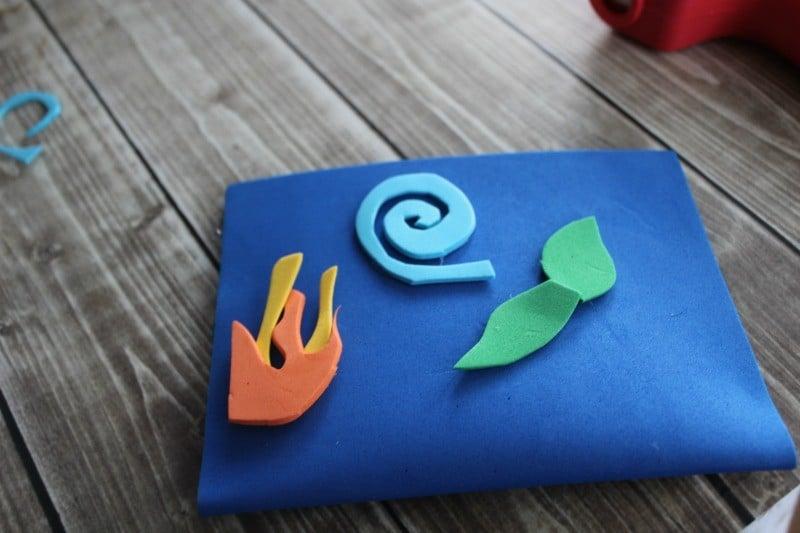 battlecast element cards