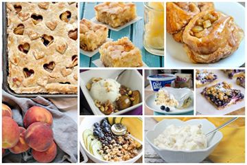 delicious dishes fruit favorites