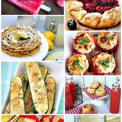 Delicious Dishes Recipe Party #31 Summer Favorites