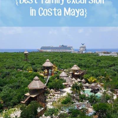 Carnival's Best Family Excursion in Costa Maya