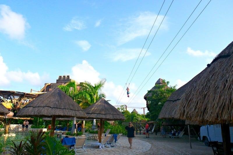 lost mayan park zip