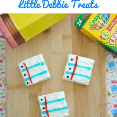 Notebook Paper Little Debbie Treats