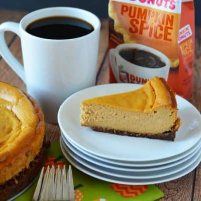 Pumpkin Spice Cheesecake Recipe