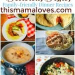 Delicious Dishes Family Friendly Dinners- This Mama Loves