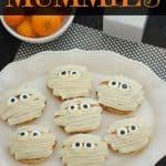 Cinnamon Roll Mummies Recipe Halloween Treat This Mama Loves