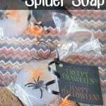 Creepy Crawlies Spider Soap Non Candy Halloween Treat - This Mama Loves
