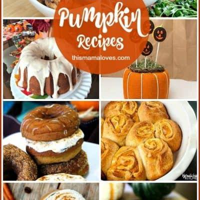 Delicious Dishes Recipe Party Favorite Pumpkin Recipes