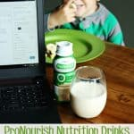 ProNourish Nutrition Drinks as a Mini-Meal for People with Food Intolerance