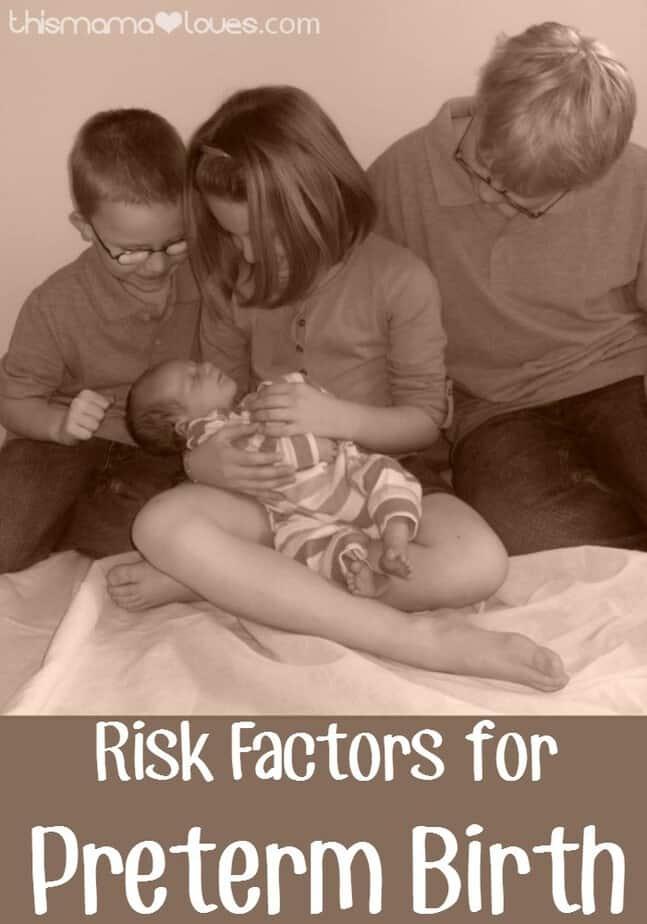 Risk Factors for Preterm Birth