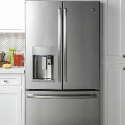 French-Door Refrigerator with Keurig K-Cup Brewing System