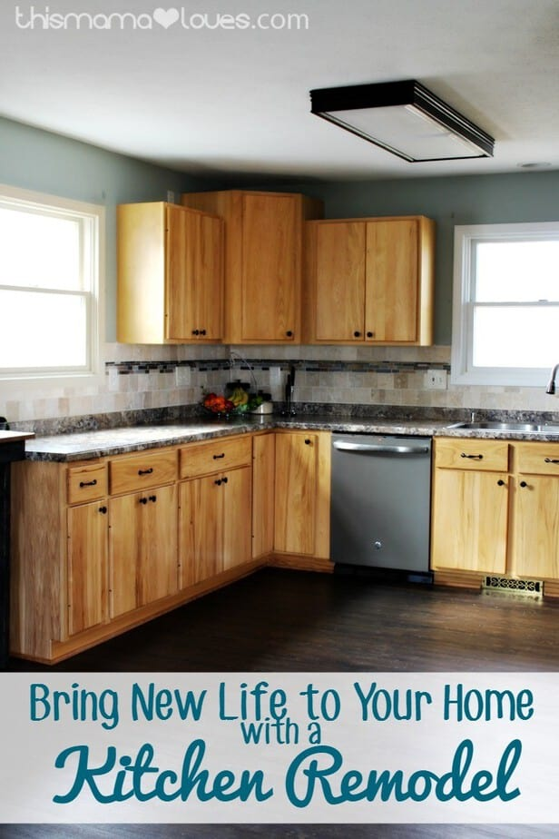 Bring New Life To Your Home With A Kitchen Remodel Houseexperts
