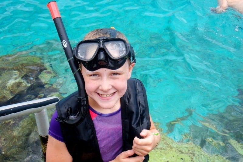 snorkeling-in-cozumel