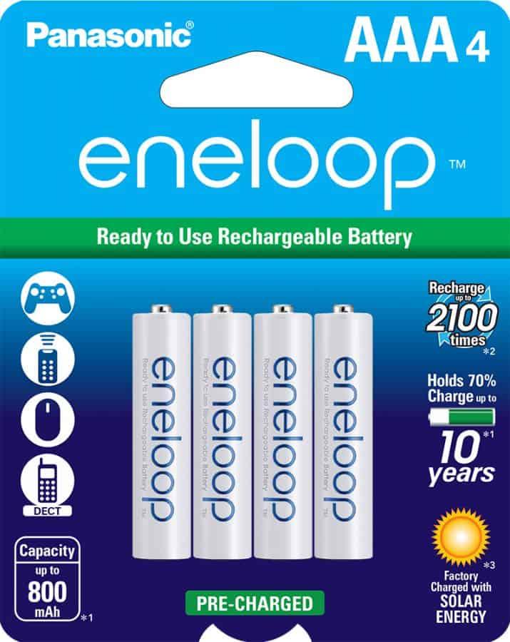eneloop package