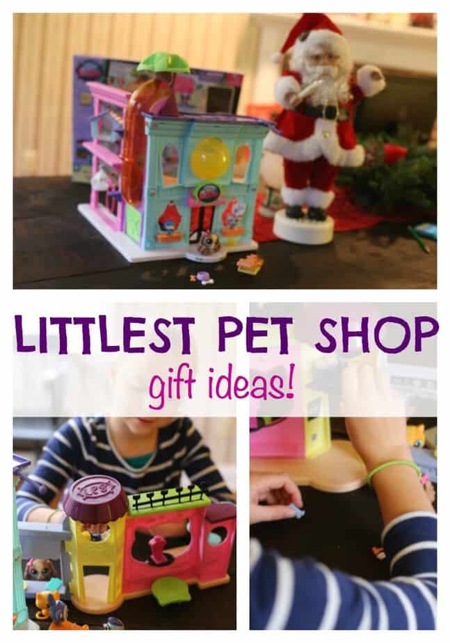 Littlest Pet Shop Gift Ideas from singles to playsets - This Mama Loves
