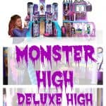 Monster High Deluxe High School PlaySet Review from This Mama Loves