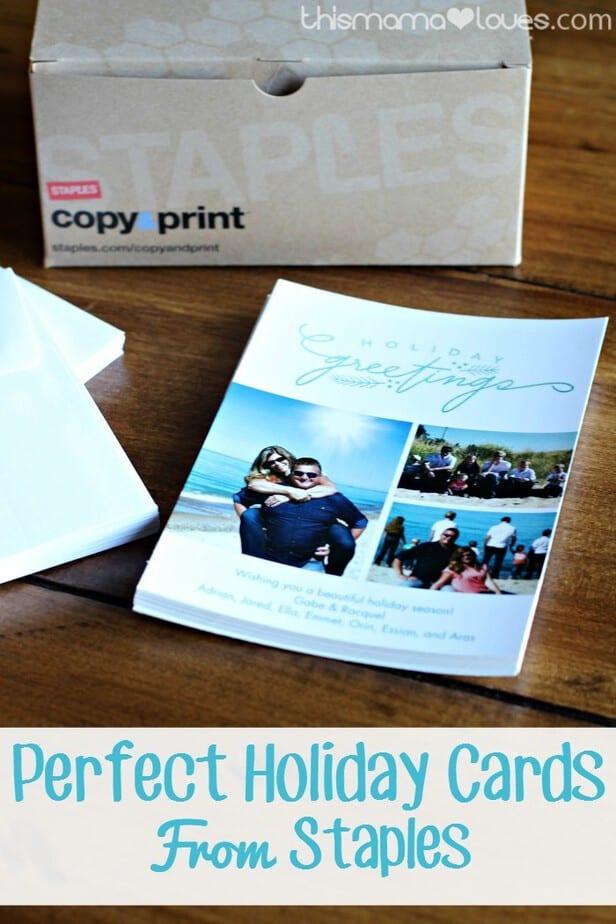Staples Photo Christmas Cards. business christmas cards design your ...