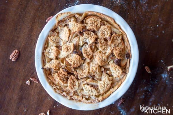 praline-apple-pie