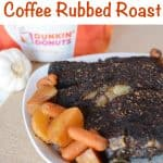 Slow Cooker Coffee Rubbed Roast Recipe from This Mama Loves
