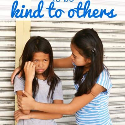 Teaching Your Daughter How to Be Kind to Others