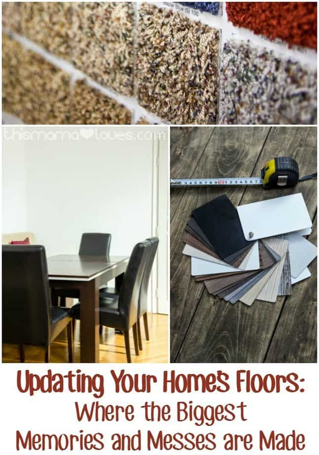 Updating Your Home's Floors: Where the Biggest Memories and Messes are Made