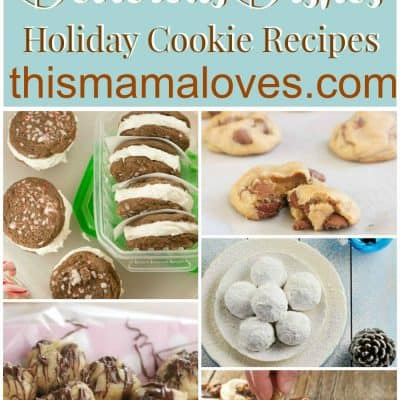 Delicious Dishes Recipe Party: Christmas Cookies