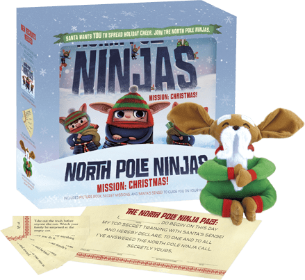 north-pole-ninjas