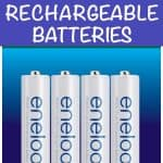 5 Reasons to Make the Switch to Rechargeable Batteries from This Mama Loves