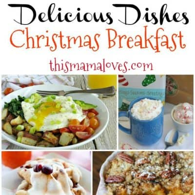 Delicious Dishes Recipe Party: Christmas Breakfast Ideas