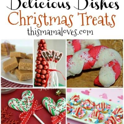 Delicious Dishes Recipe Party: Last Minute Christmas Treats