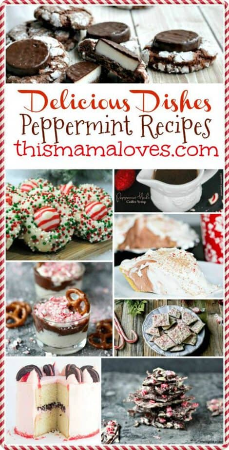 Delicious Dishes Recipe Party Peppermint Favorites