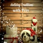 Holiday Traditions with Pets from This Mama Loves
