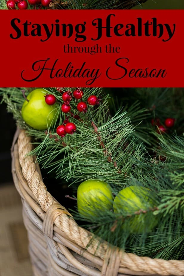 Tips for Staying Healthy This Holiday Season from This Mama Loves