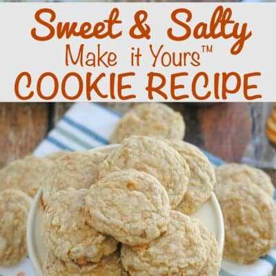 Country Crock® Make It Yours™ Sweet & Salty Toffee Cracker Cookies