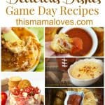 Delicious Dishes Recipe Party Game Day Recipes from This Mama Loves