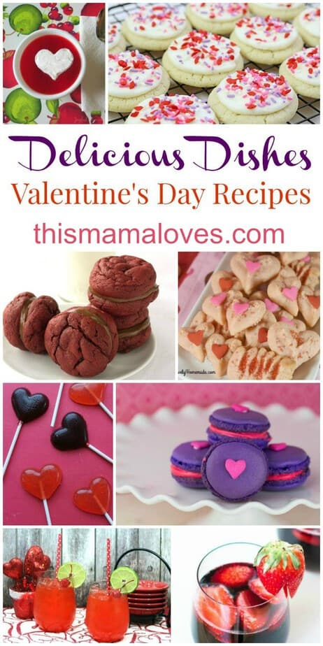 delicious dishes recipe party valentines day recipes