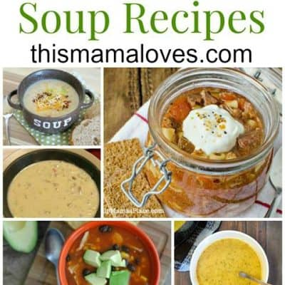 Delicious Dishes Recipe Party: Favorite Soups