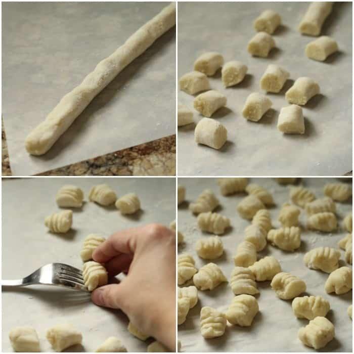 Homemade Gluten Free Gnocchi