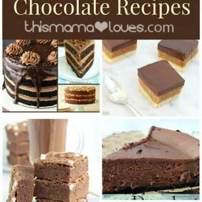 Delicious Dishes Recipe Party: Chocolate Favorites