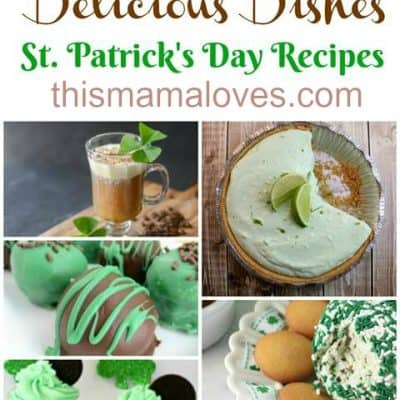 Delicious Dishes Recipe Party: St. Patrick's Day Favorites