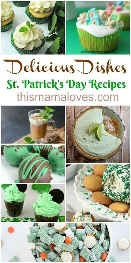 Delicious Dishes Recipe Party St Patricks Day Favorites