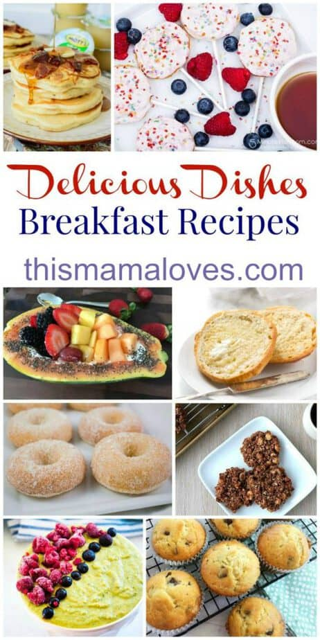 Delicious Dishes Recipes Breakfast Dishes