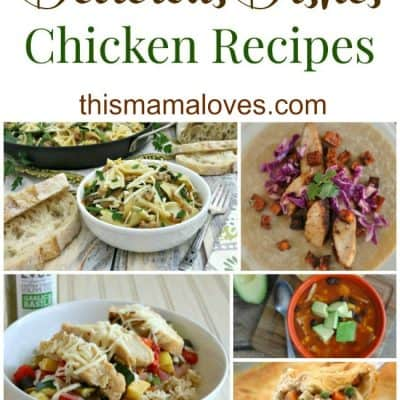 Delicious Dishes Recipe Party: Favorite Chicken Dishes